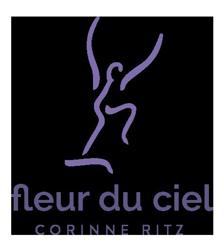 logo fleur du ciel